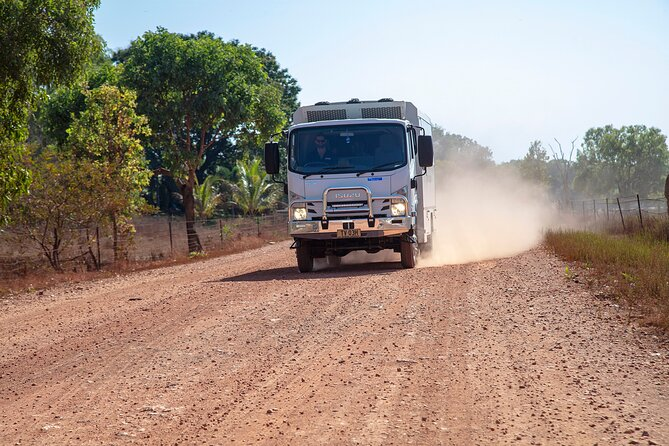 Full-Day Twin and Jim Jim Falls 4WD Tour from Jabiru or Cooinda