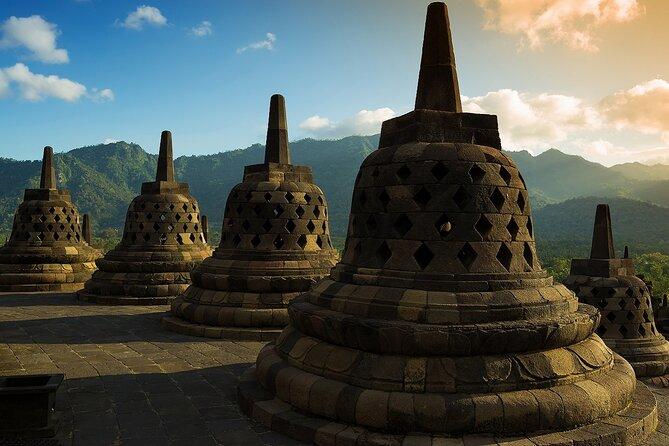 Cycling the Borobudur Trails