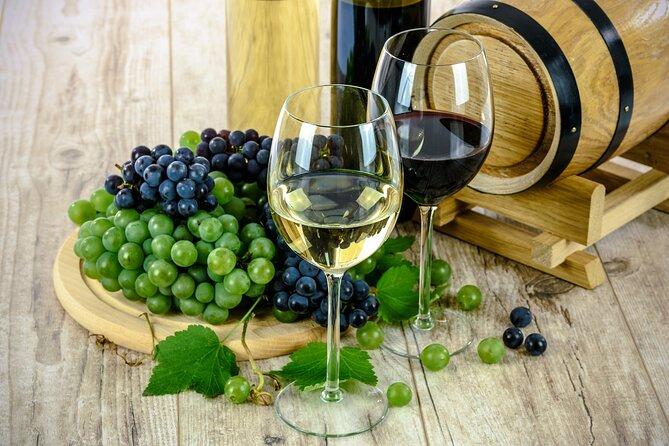 Winery Marathon Full Day Tour in Larnaca