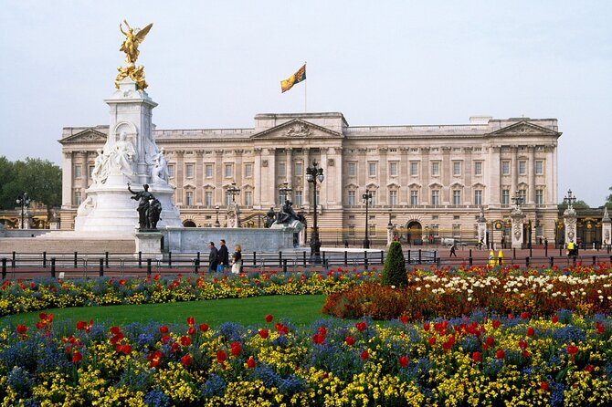 Buckingham Palace and Windsor Castle with lunch 2021 - London