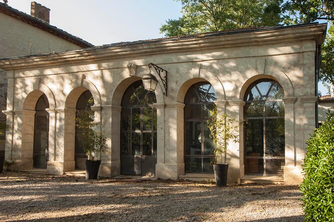 Private tour of Domaine de Rieussec with wine tasting