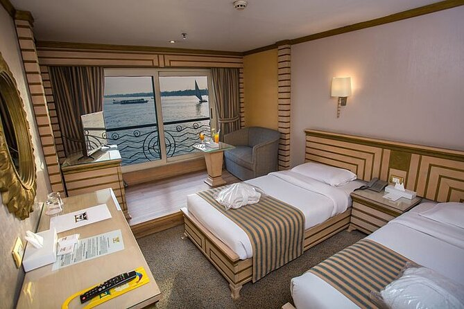 Sarah 4 Night Nile Cruise from Luxor