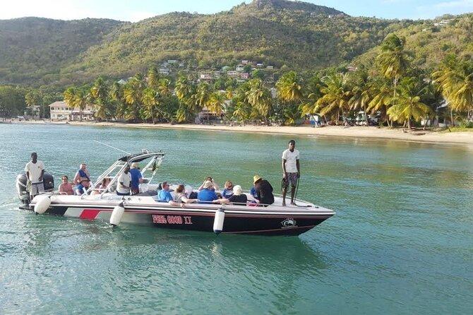 St Lucia Shore Excursion: Land and Sea Adventure