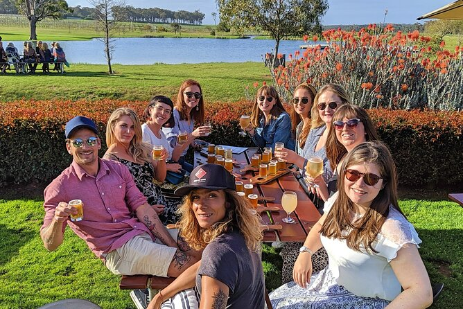 Beer and Wine Full-Day Tour from Margaret River with Lunch