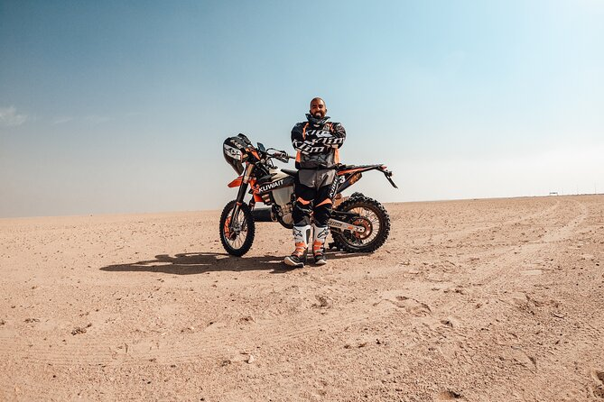 Small-Group Enduro Dirt Bike Guided Tour in Kuwait
