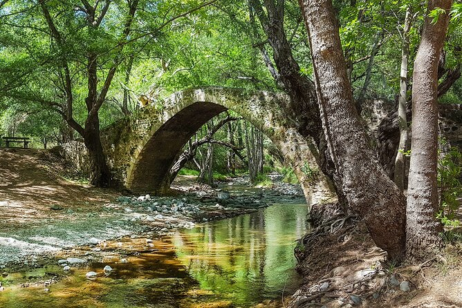 Full Day Tour in Troodos Mountains: Villages & Waterfalls