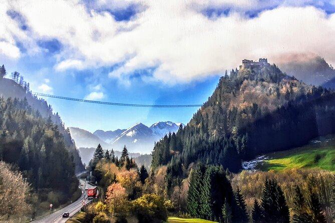 REIS * VEILIG EXCLUSIEF Tour Neuschwanstein & Linderhof INCL. TICKETS van FÜSSEN