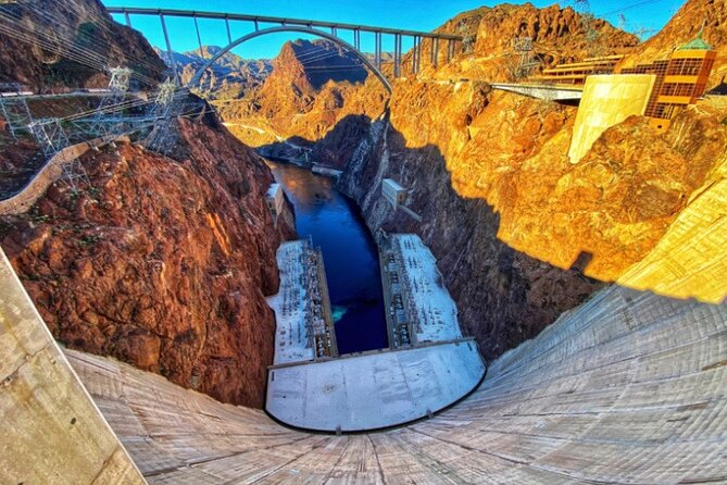 Grand Canyon West, Hoover Dam, Seven Magic Mountains Small Group Day Tour