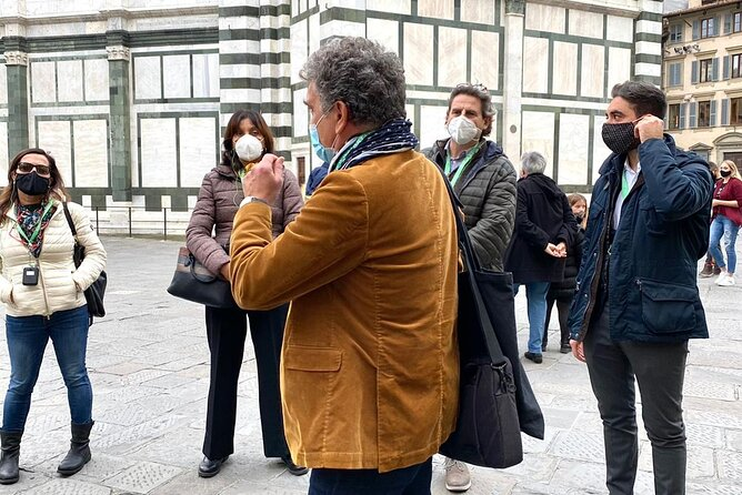 Walking tour of Florence with a private Florentine Tourist Guide