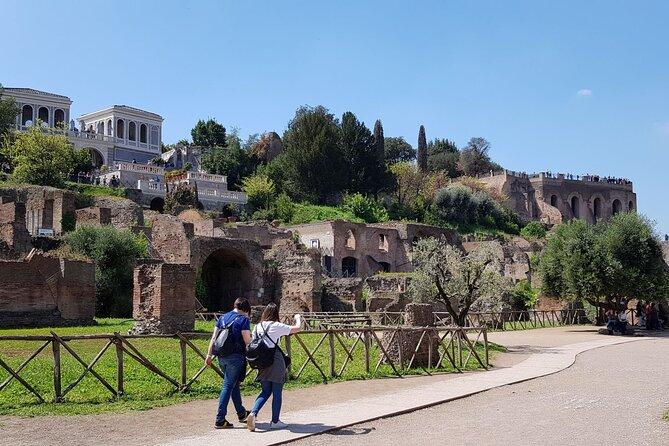 Semi Private - Colosseum, Roman Forum & Palatine Hill