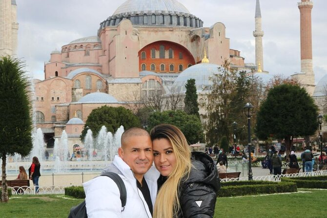 Private Full-Day Tour of Istanbul with Lunch