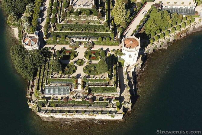 Thematic Cruise: Private boat to Lake Maggiore and Isola Bella from Stresa