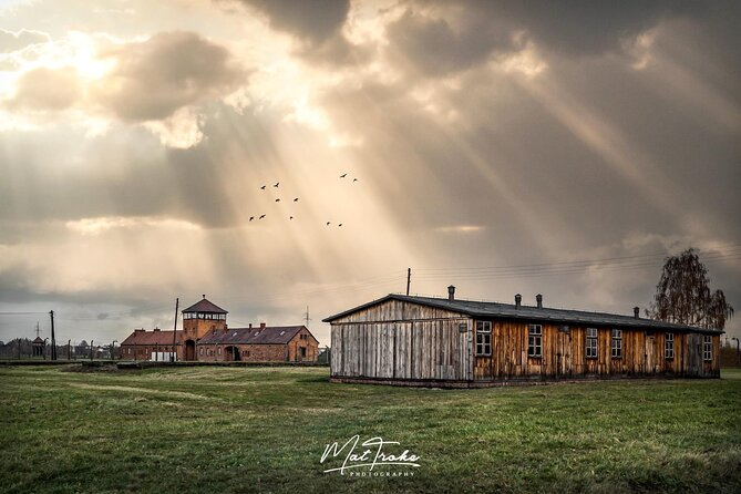Auschwitz - Birkenau Guided Shared Tour from Krakow with Tickets