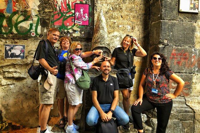 Naples Photo and Street-Food Walking Tour