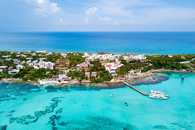 sailing to isla mujeres from cancun all inclusive