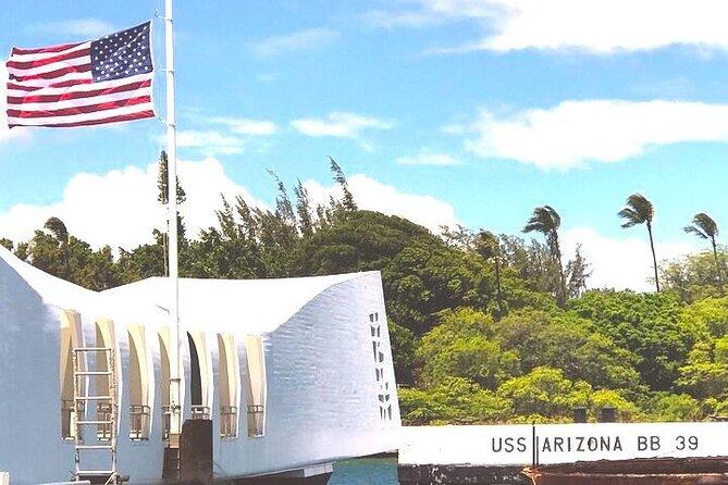 Pearl Harbor, USS Arizona & Hawaiian History Tour - SMALL GROUP