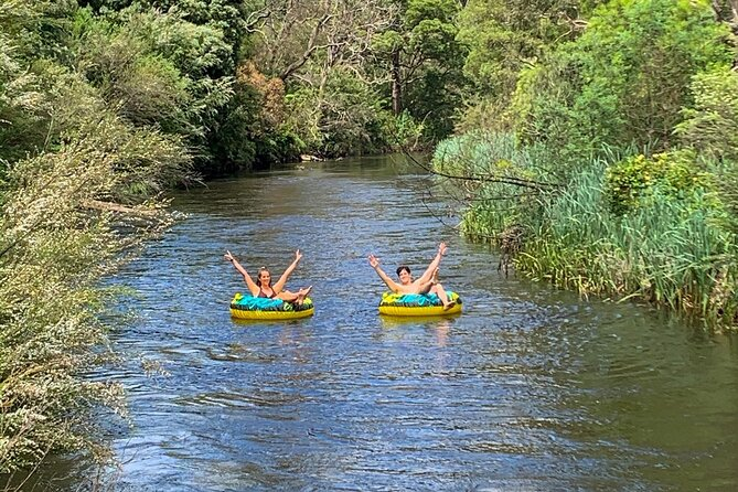 Watertube Experience in Yarra River