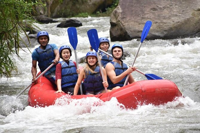 Combination White Water Rafting & ATV QUAD Bike Ride with complimentary Lunch
