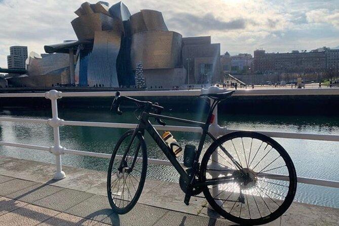 Bilbao on two wheels