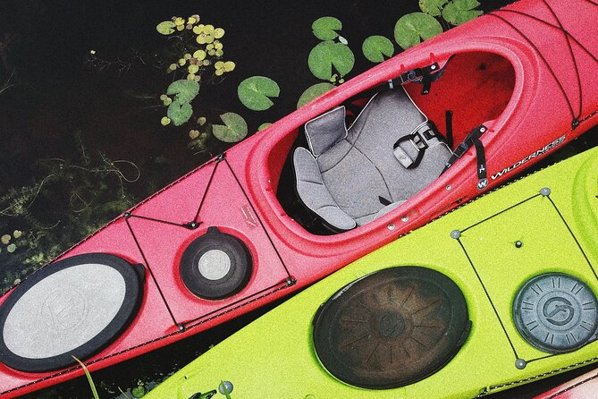 Kayak discovery tour in the lagoon of Venice