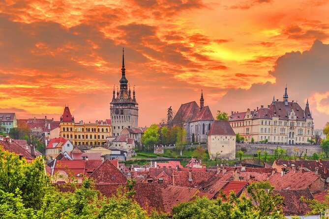 Sighisoara and Viscri Private Full-Day Tour from Brasov