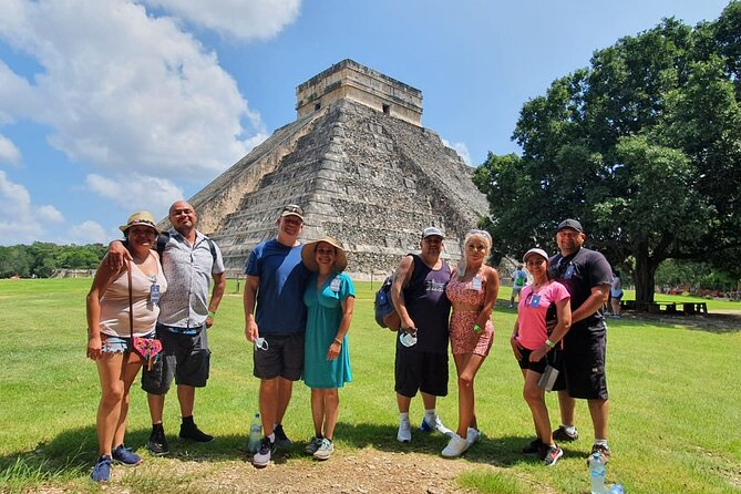 Combo: Chichen Itza With Lunch & Catamaran All Inclusive To Isla Mujeres