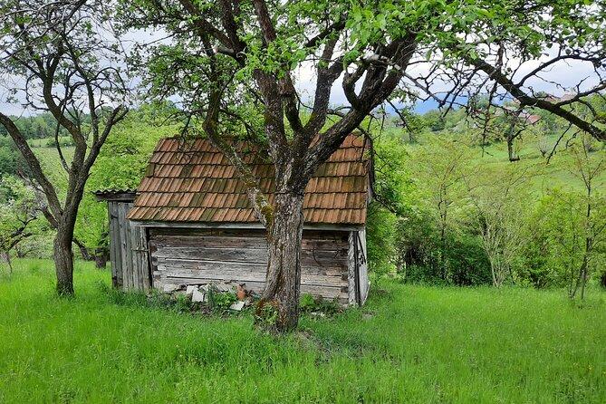 Local hut
