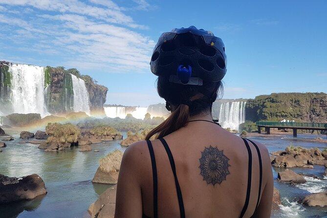 Exclusive Bike Experience at Iguazu Falls