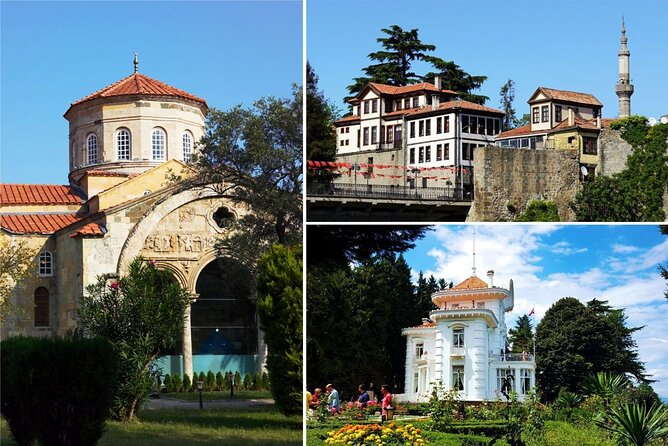 Full Day Trabzon City Tour with Licenced Tour Guide