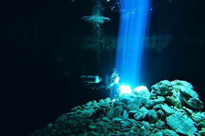 Mini Cenotes Dive Excursion from Playa del Carmen