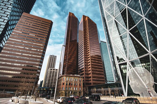 Discover Downtown Calgary: a Smartphone Audio Walking Tour