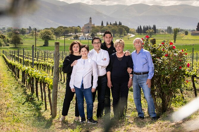 Winery Tour and Private Tasting in Montefalco