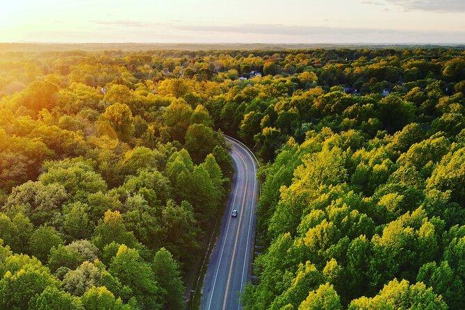 GPS-Guided Driving Tour between Parry Sound (Muskoka) & Toronto