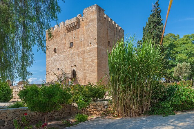 Full Day Tour in Limassol: A Bit of Everything
