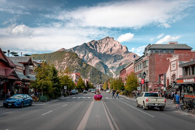 The Sights of Banff GPS-Guided Audio Walking Tour