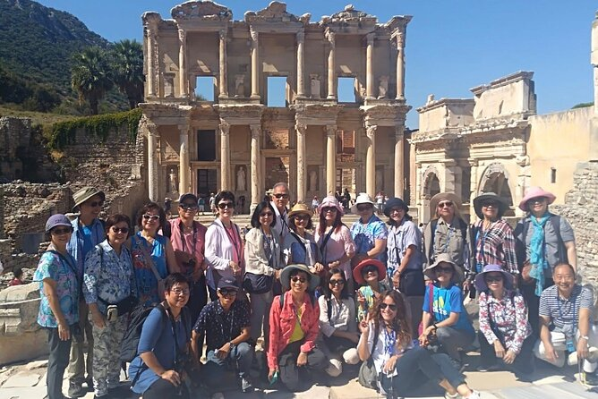 Private Tour: Half Day Easy Ephesus Private Tour for Cruisers from Kusadasi Port