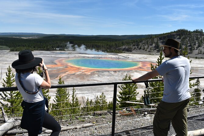 Experience Yellowstone-Private Tour