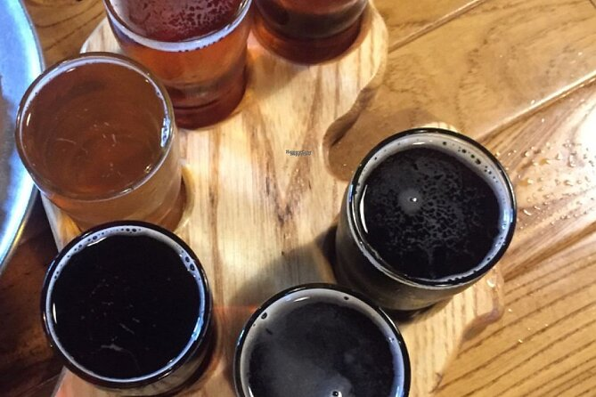 5-Hour Tour of 4 Breweries in Grand Rapids