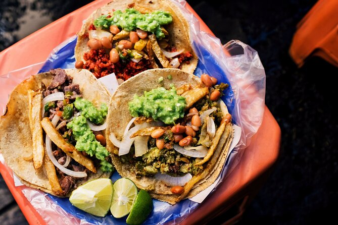 Authentic Downtown Food Tour: Tacos and Local Flavors
