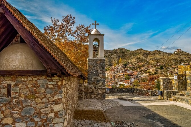 Private Full-Day Tour of UNESCO Churches and Platres Village