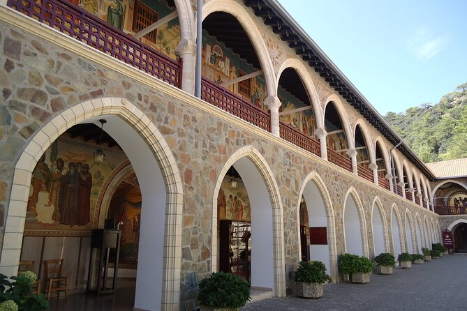 Private Full-Day Tour to Cyprus Monasteries from Larnaca