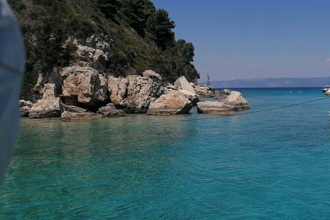 2 day Private cruise around Paxos and Antipaxos from Corfu