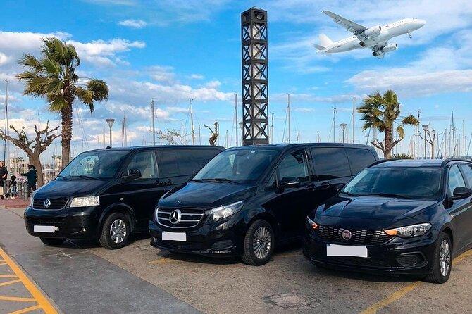 Miami Airport (MIA) to Miami hotels or Miami Beach - Round-Trip Private Transfer
