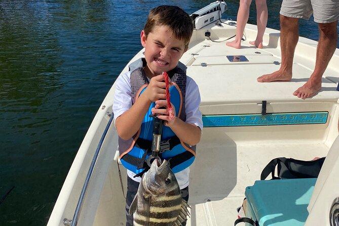 Half-day Private Inshore Fishing in Sarasota