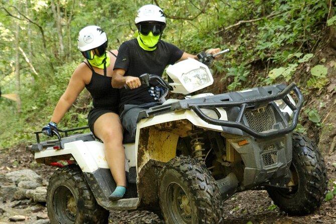 "Jungle ATV Tour ""La Tigra"" (two adults)"