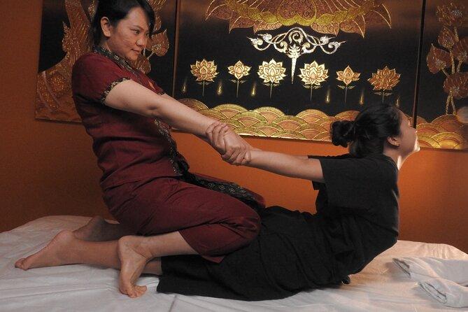 90 min Balinese-Thai Fusion Massage