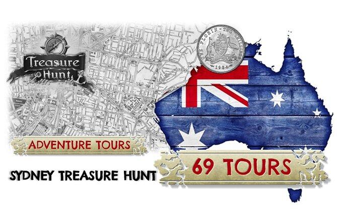 Sydney Treasure Hunt