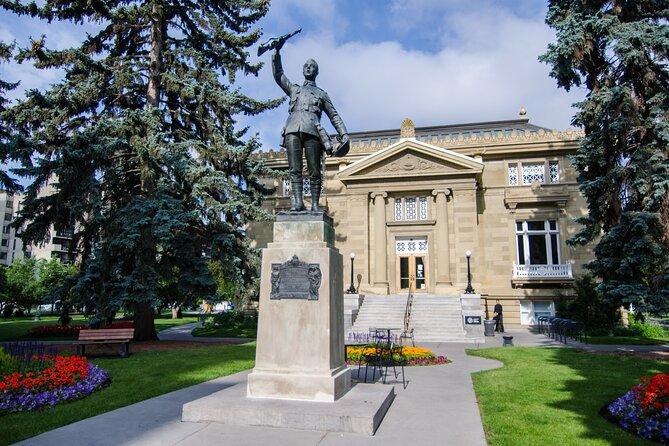 Calgary's Beltline District: a Smartphone Audio Walking Tour