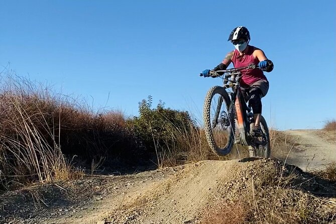 Santa Monica Electric Mountain Biking Intermediate Experience