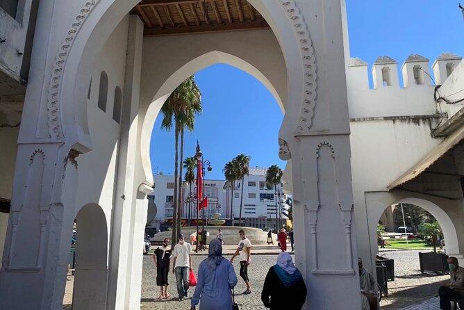Virtual Cultural Tour of Tangier's Kasbah and Medina